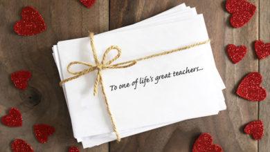 Photo of استاد کے نام ایک خط