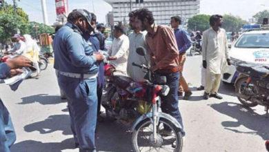 Photo of ٹریفک قوانین کے نفاذ میں مسائل