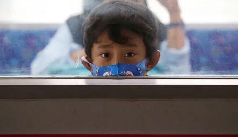 5 برس تک کے بچوں میں کورونا وائرس کی مقدار 100 گنا تک زیادہ ہونے کا انکشاف