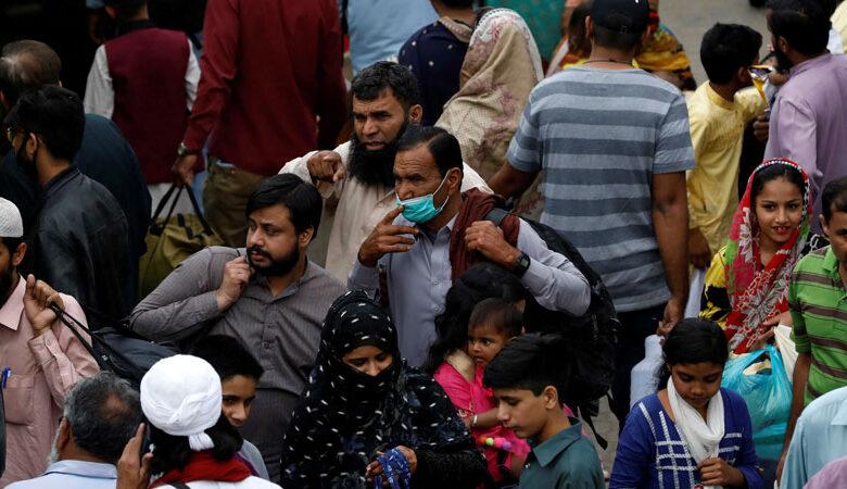 پاکستان میں کورونا کے فعال کیسز 20 ہزار سے بھی کم رہ گئے