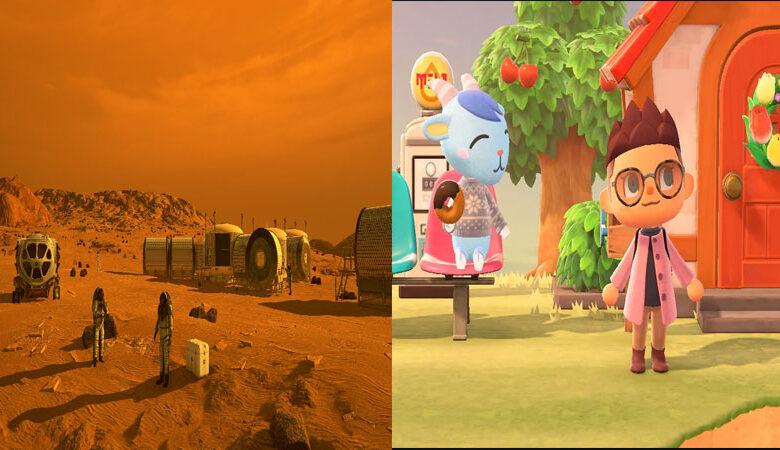 بچپن کے کھلونے اور مریخ کا سفر