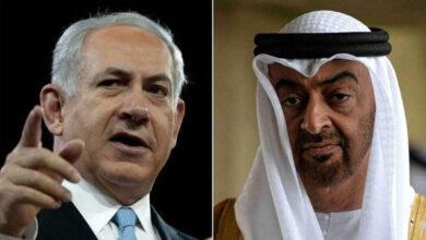 Photo of اسرائیل اور متحدہ عرب امارات میں امن معاہدہ طے پا گیا، باہمی تعلقات قائم کرنے پر اتفاق
