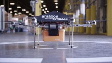 ایمازون کو ڈرونز کے ذریعے سامان کی گھروں تک ترسیل کی اجازت مل گئی