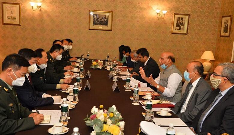 چینی وزیردفاع نے بھارت کو سرحدی کشیدگی کا ذمہ دار قرار دے دیا
