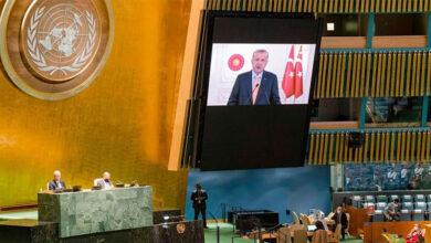 Photo of طیب اردوان کا اقوام متحدہ میں خطاب کے دوران مسئلہ کشمیر کا تفصیلی تذکرہ