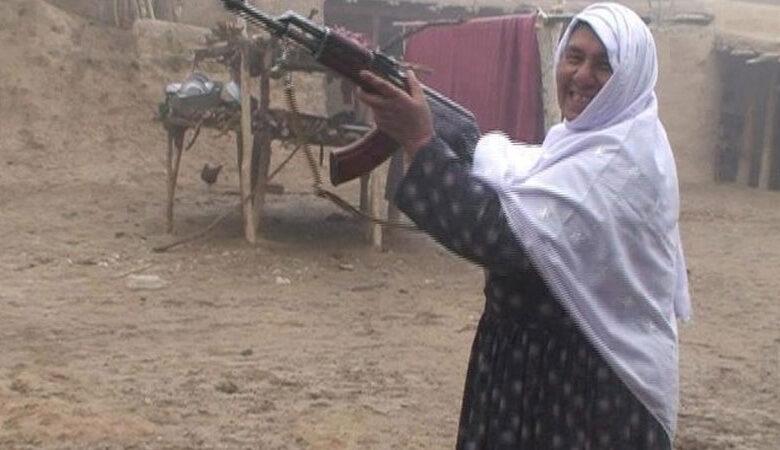 20 سال سے طالبان کے خلاف لڑنے والی خاتون کمانڈر طالبان کے ساتھ مل گئیں