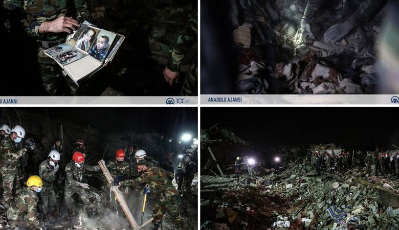آذربائیجان کے رہائشی علاقے میں میزائل حملہ، 12 شہری جاں بحق