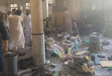 Photo of پشاور کے مدرسے میں دھماکہ، 7 افراد جاں بحق 110 زخمی