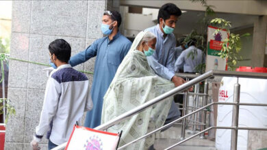 Photo of پاکستان میں کورونا کی دوسری لہر، فعال کیسز 11 ہزار سے بڑھ گئے