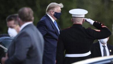 Photo of کورونا میں مبتلا امریکی صدر کیلئے اگلے 48 گھنٹے اہم قرار