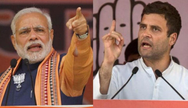 پاکستان، افغانستان نے بھارت سے بہتر انداز میں کورونا کنٹرول کیا ہے، راہول گاندھی