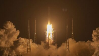 Photo of چین کا اہم خلائی مشن چاند سے مٹی اور پتھر لانے کے لیے پرعزم